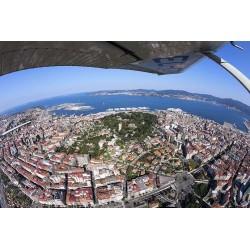 Vigo desde el aire